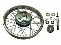 Details about  /ROYAL ENFIELD COMPLETE FRONT WHEEL RIM WITH HUB 143966