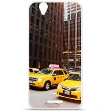 Coque Housse Etui Acer Liquid Z630 à motif Silicone Gel - New York Taxi