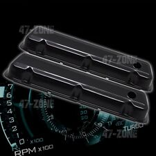 STEEL BLACK VALVE COVERS FOR 1968-97 FORD BIG BLOCK 429 460 ENGINES