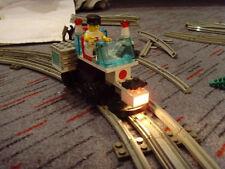 LEGO Eisenbahn Set 12V von 1983++konvolut++Lok, Anhänger, Sammlerstück, selten