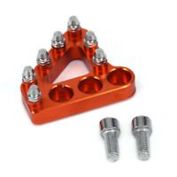 Rear Brake Pedal Step Tip For  125 250 350 450 530 SX EXC XCF SXF XC XCW EXCF