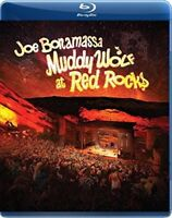 JOE BONAMASSA - MUDDY WOLF AT RED ROCKS (BLU-RAY)  BLU-RAY NEU
