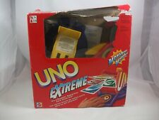 Uno Extreme Card Shooter Electronic Board Game Complete Tested Works