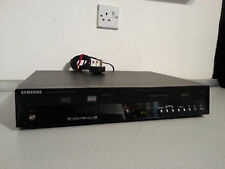 SAMSUNG VCR Recorder & DVD Recorder Combination With Freeview DVD-VR350M WORKING