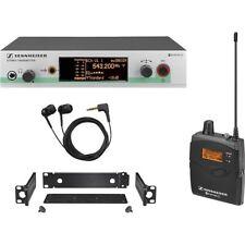 Sennheiser EW300IEM G3 Wireless Stereo Audio Monitoring System (A: 516-558MHz)