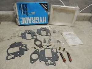 62-69 Chevrolet Corvair Rochester 1 BBL Carburetor H HV Hygrade 260E Repair Kit