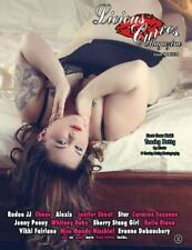 Licious Curves Magazine: Issue # 2 with Cover Model Trashy Betty (Paperback or S