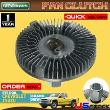 Cooling Fan Clutch for Chevrolet Colorado GMC Canyon 2004-2012 Isuzu I-290 2007-2008 I-280 2006