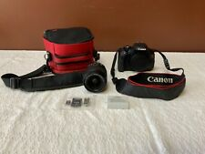 Canon EOS Rebel T3i DSLR Camera with EF-S 18-55mm IS II Lens & Case