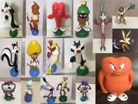 Looney Tunes Cartoon Character Plastic Toy figure