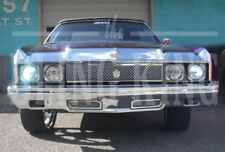 1973 Chevy Impala Caprice chrome grille 3 piece mesh grill