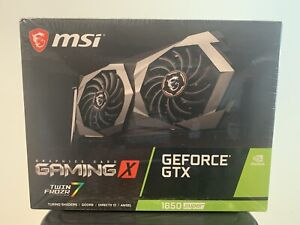 MSI Gaming X Nvidia GeForce GTX 1650 Super 4GB Graphics Card, Ships Fast 🚚