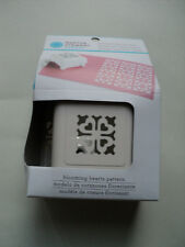 MARTHA STEWART PUNCH ALL OVER THE PAGE 'BLOOMING HEARTS PATTERN' BNIP *LOOK*