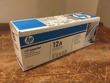 NEW HP Q2612A 12A Laserjet Toner Print Cartridge for 1010 1012