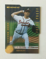 1997 Greg Maddux Donruss GOLD Press Proof card #449! Die-Cut