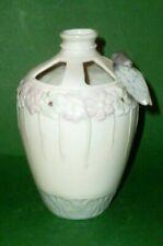 Vieux Schwarza Saalbahn Art Nouveau Vase Cigale Vases