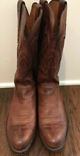 Lucchese  Cowboy Boots Leather size Mens 10 D