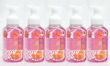 5 Bath Body Works PRETTY PINK PEONY Foaming Hand Soap SPRING PICNIC