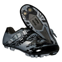 Mountain Bike Bicycle Shoes MTB Cycling Shoe Fit SPB Bolt Adjustable Buckle