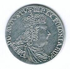 DDR Medaille aus Alu. vom sächsischen König, D.27,77mm - Flemming