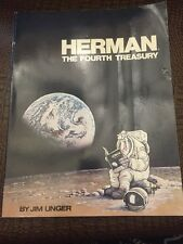 1989-Herman: The Fourth Treasury by Jim Unger -Paperback -Free Shipping