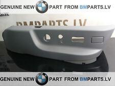 NEW GENUINE BMW E39 E38 SEAT SWITCH COVERING GRAU RIGHT SIDE  52107058009