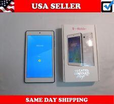 "TMobile Alcatel ONETOUCH POP 7 9015W Wifi + 4G LTE T-mobile 7"" Tablet"