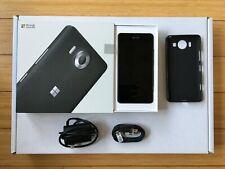 Microsoft Lumia 950 - 32GB Unlocked - Dual SIM - Black
