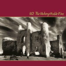 U2 - The Unforgettable Fire (Remastered) [CD]