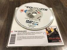 Equalizer (DENZEL WASHINGTON )  DVD - DISK ONLY