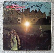 ORIGINAL SIGNED AL STEWART MODERN TIMES VINYL LP RECORD ALBUM