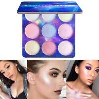 Lidschatten Eye Shadow Palette Matte Glitter Makeup-Shimmer Eyeshadow Textmarker