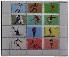 ST MAARTEN 2012  88-99 Olympische spelen London postfris-mnh