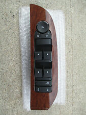 07-10 CHEVY SILVERADO GMC SIERRA MASTER POWER WINDOW SWITCH OEM NEW P/N 15906880