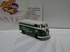 """Brekina 32636 - Volkswagen T1b Kastenwagen """" Champignon Camembert """" 1:87"""
