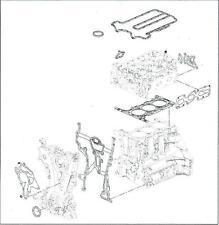 Zylinderkopfdichtung SATZ OPEL CORSA D 1.0 - A10XEP