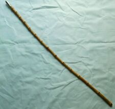 More details for rare wwi royal north devon hussars swagger stick