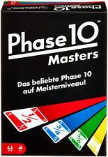 Mattel Games FPW34 Phase 10 Masters Kartenspiel