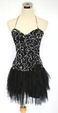 HAILEY LOGAN Black Dance Prom Party Dress 7 - $110 NWT
