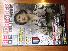 $$$ Revue Reportages de Guerre N°17 Heer Waffen2e BPCVerdunartillerie fr