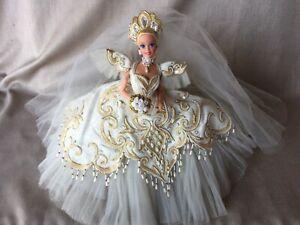 Barbie Bob Mackie Empress Bride Doll Beautiful Look!