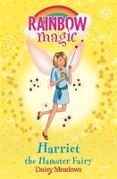 Rainbow magic.: Harriet the Hamster Fairy by Daisy Meadows (Paperback)