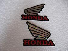 Aufkleber Sticker Emblem Tuning Honda Racing Motorsport Biker Motorrad Race GT
