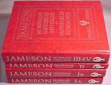 Jameson, R.: Monnaies Grecques Antiques: Description et Planches. Vol. IA, IB, I