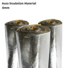 Heat Shield Insulation Noise Killer Blocker Mat For Automotive Doors 3 sqft