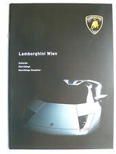 Prospetto Lamborghini Gallardo, Murcièlago/Roadster, 3,2005, 8 pagg. dall'Austria