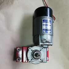 24 VOLT DC PARVALUX Variable Speed Permanent Magnet Geared  Reduction Motor