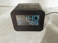 Hotel Technologies HT150 LCD Alarm Clock