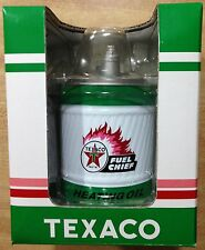 2000 First Gear Texaco Fuel Chief Heating Oil Vintage Fuel Can Coin Bank