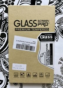 2 Pack Samsung Galaxy Note 10 Full Tempered Glass Screen Protector. BNIP